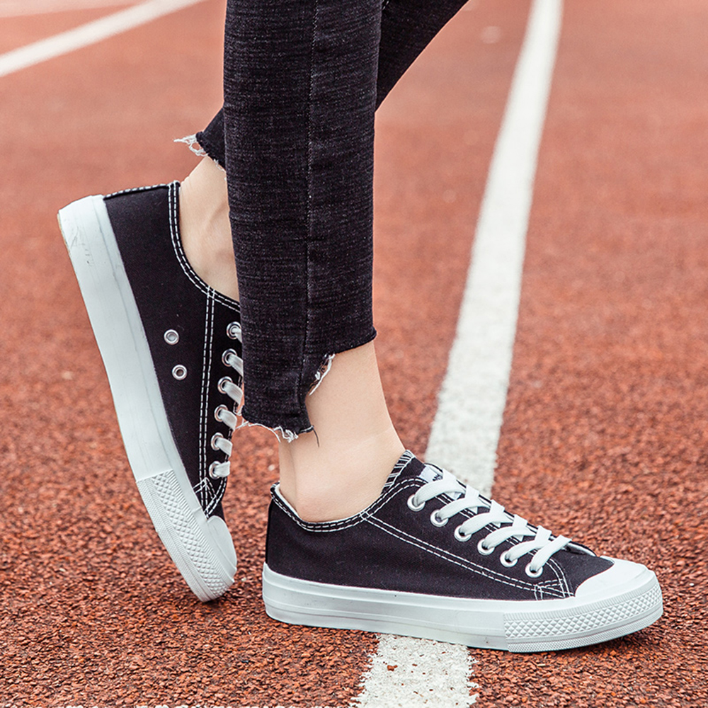 Womens Lace Up Hip-hop ghost dance Graffiti Shock Absorbing sports shoes Fashion
