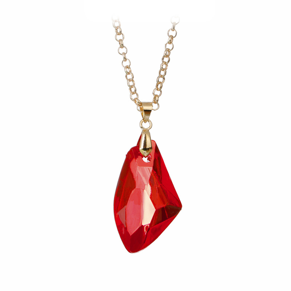 Collier à pendentif Ruby Fashion