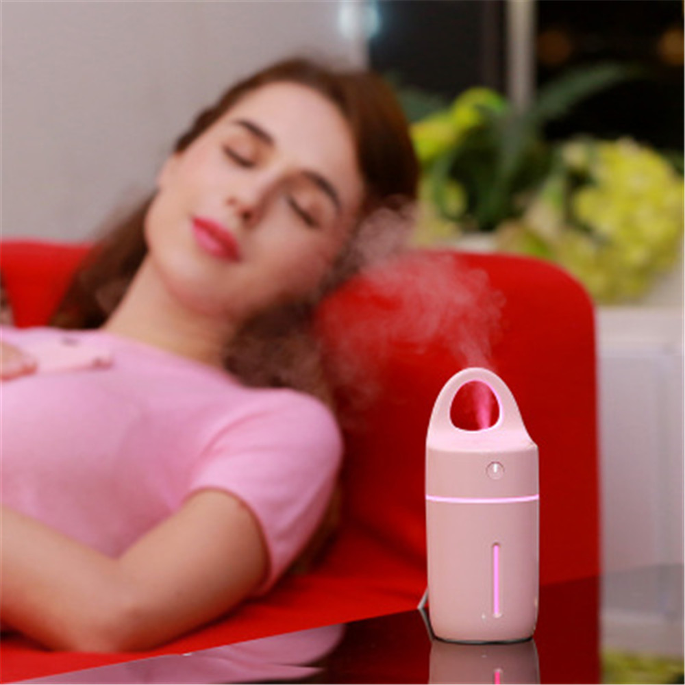 Humidificateur d'air à bord d'instrument d'hydration de beauté