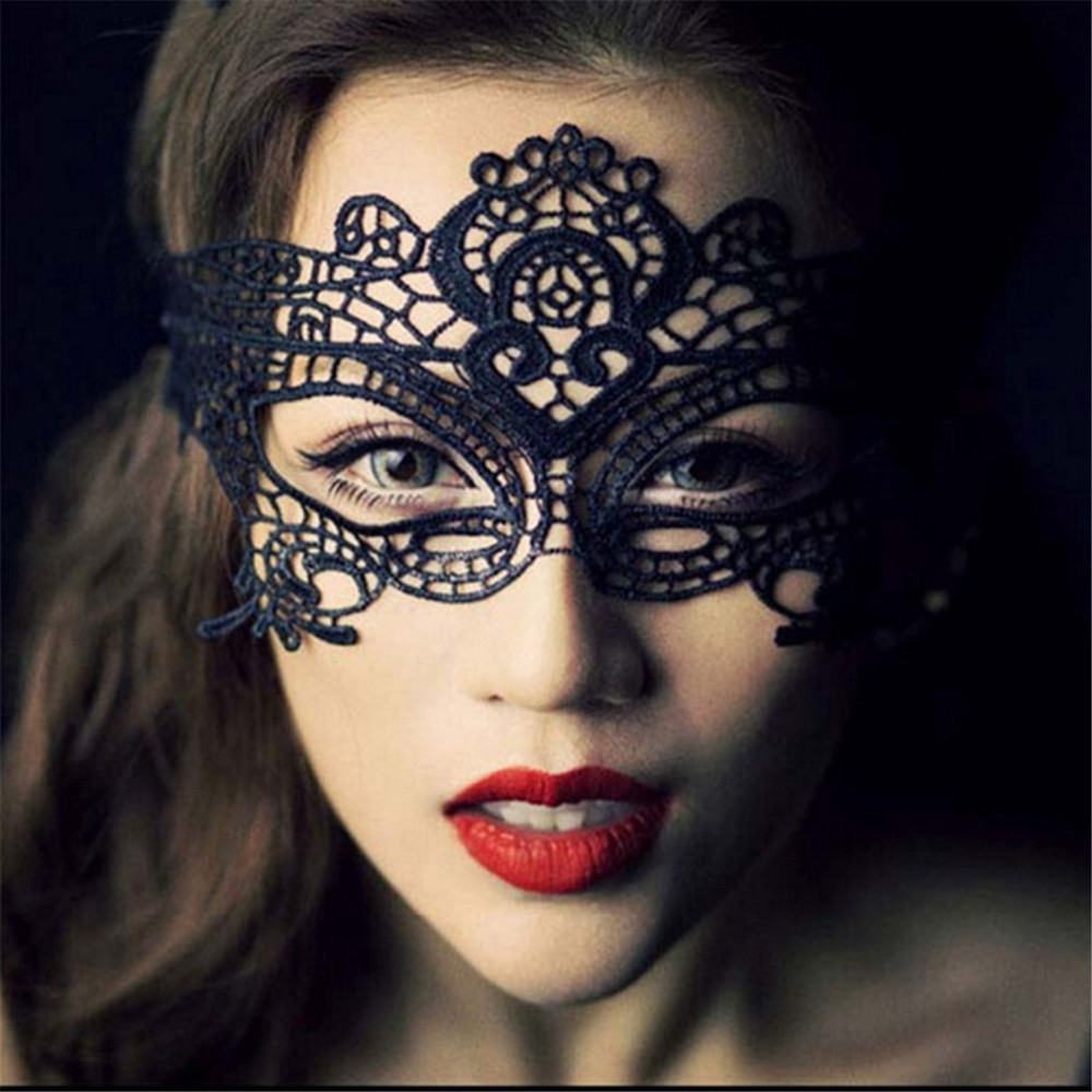 Mascarade Party Queen Masques de dentelle