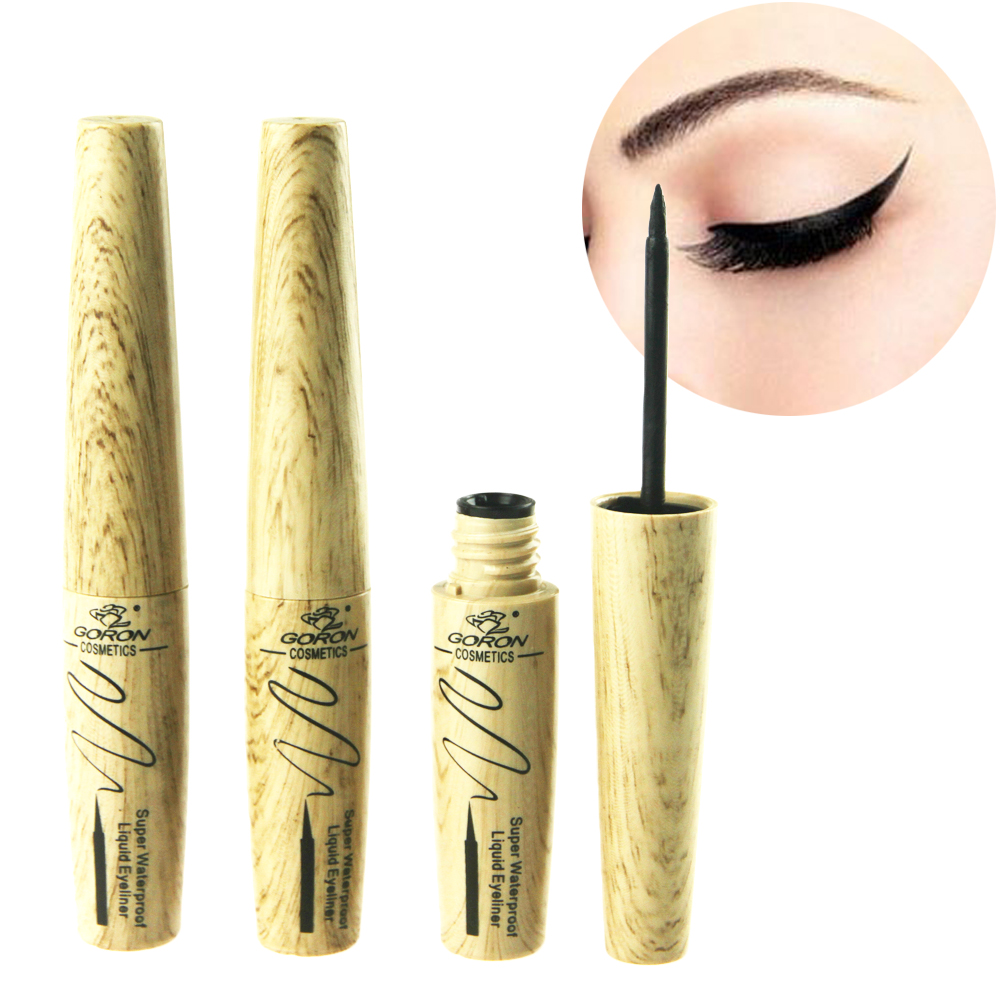 GORON 8005 Eyeliner liquide liquide Eye Makeup 1pc