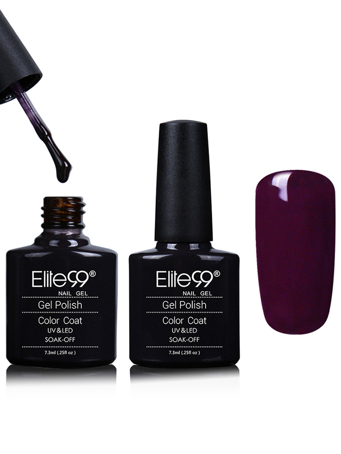 Elite99 UV Shellac Vernis à Ongle Gel Polissage