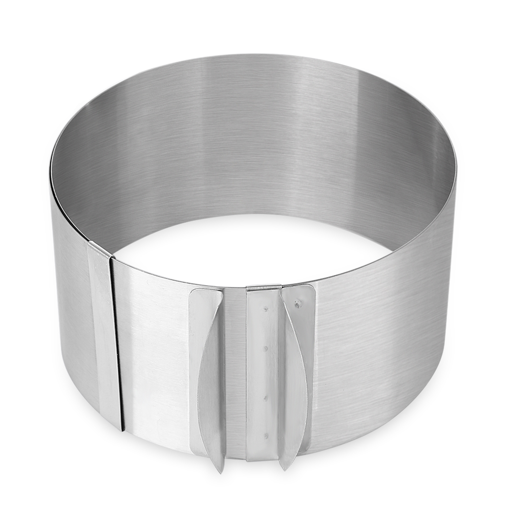 Retractable Circle Adjustable Ring Shape Stainless Steel