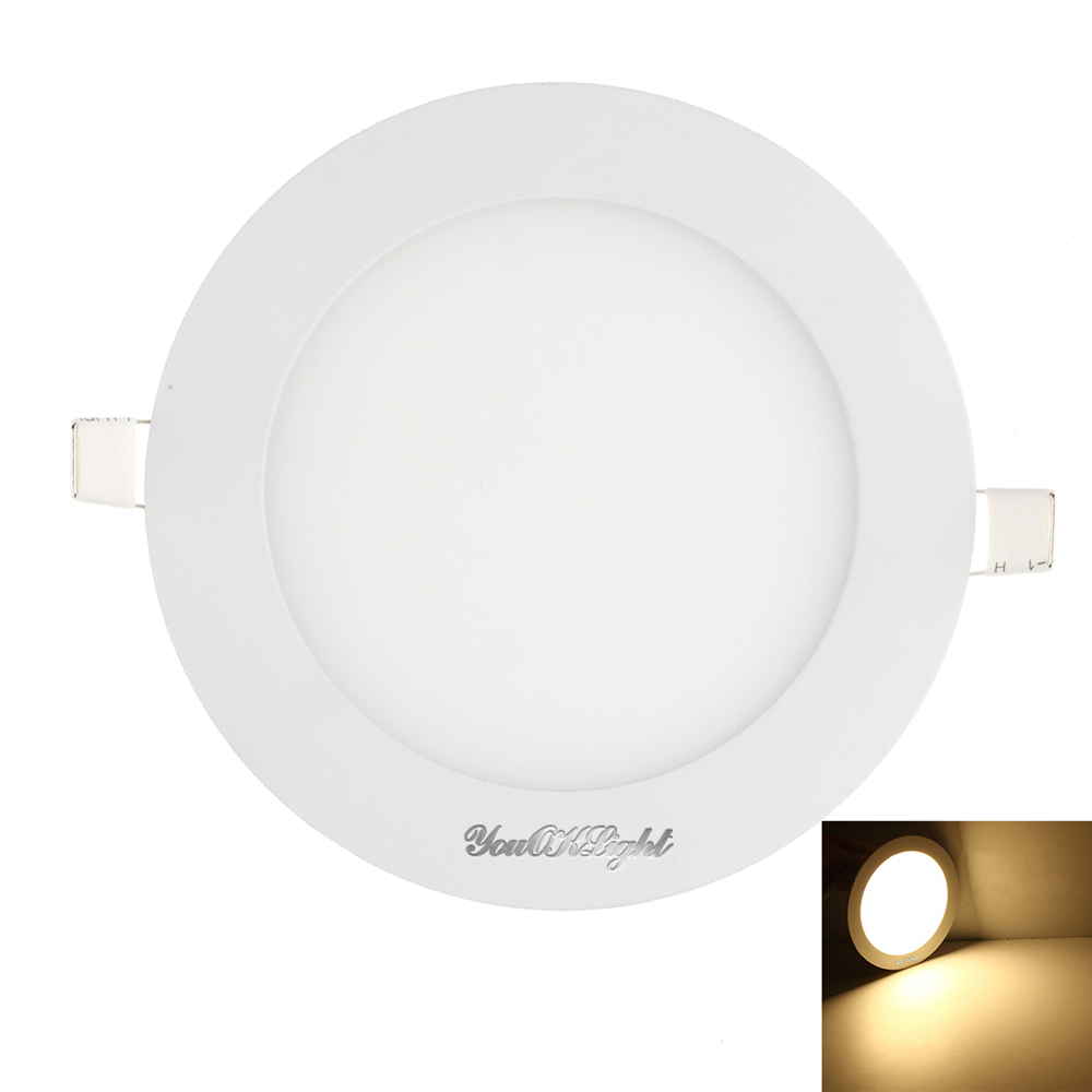 Youoklight 1PCS 15W Blanco Frío / Blanco Cálido 75 - Led Ac 85 - 265V Lámpara de Pared de Redondo