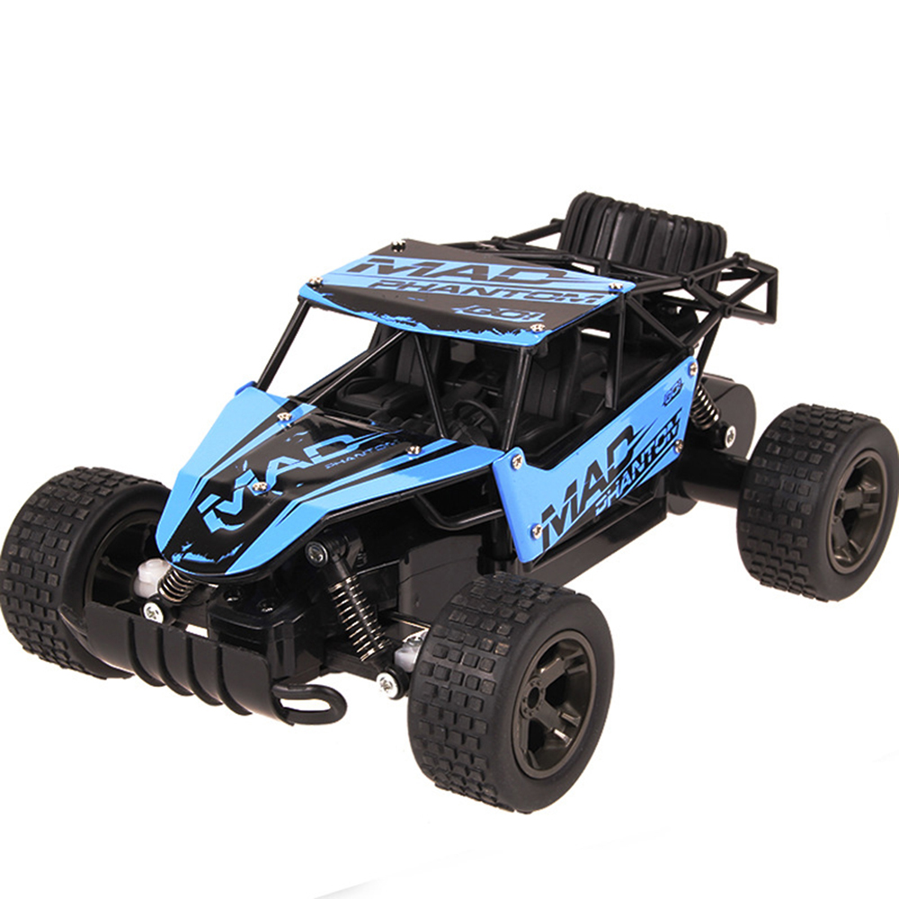 Voiture RC 4WD 2.4GHz Voiture Rallye Grimpe les Surfaces Rocheuses avec Télécommande Modèle Tout-Terrain Véhicule T