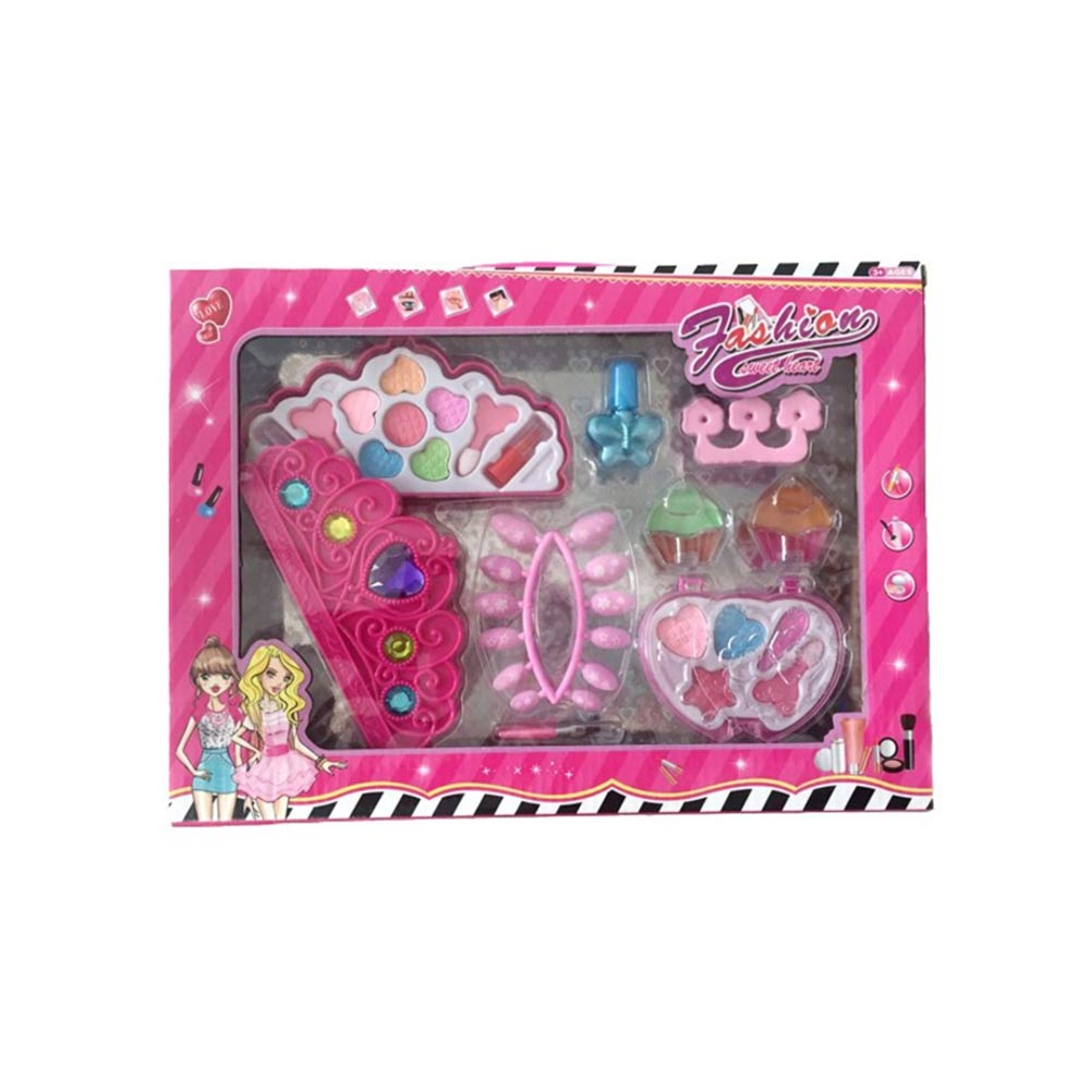 Couronne Make-Up Box Fille Jouet
